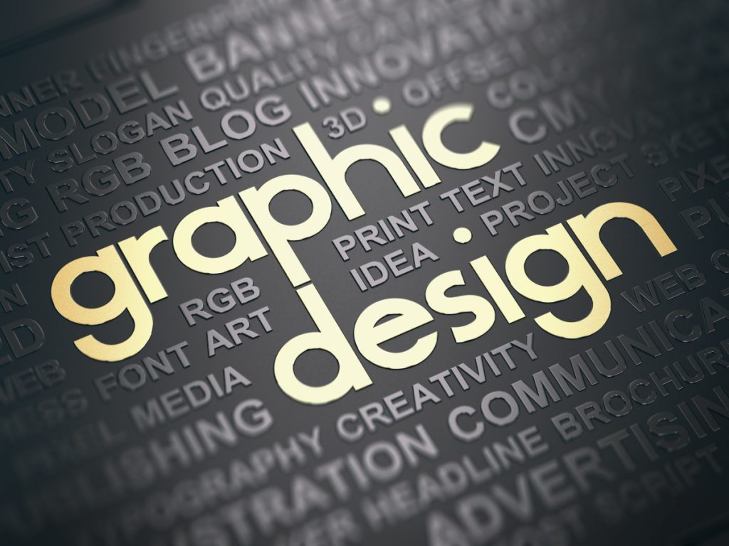 Graphic Design service advert